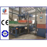 Quality Customized Rubber Press Machine Column Type 120T Pressure 1200 X 1200mm Hot Plate Size for sale