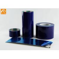 Quality Varnished / Unvarnished Sheet Metal Protective Film Solvent Based Acrylic Adhesive for sale