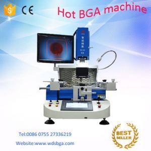 China High technology Semi-Automatic WDS-620 BGA 3 zones Rework Station Optical Alignment BGA Rework Station on sale