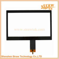 Quality Tempered Glass Printed Cover lens 22inch Capacitive Touch Screen