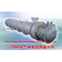 Buy cheap Battery Operated Industrial Electric Heater Tube Heat Exchanger Structure from wholesalers