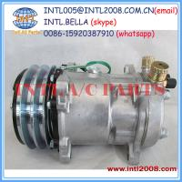 Buy cheap Compressor SANDEN 5S14 With Aluminum Cylinder--New Product from wholesalers