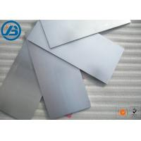 Quality High Strength Magnesium Alloy Sheet 5mm 7mm Magnesium Sheet Stock For Photoengraving for sale
