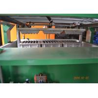 China Eco Friendly Waste Paper Pulp Egg Tray Machine Low Energy Consumption on sale