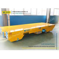 China Overseas Service Automated Guided Vehicles High Frequency Timber Mill Electric Carriage on sale