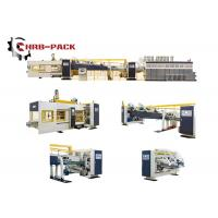 Quality Corrugated Box Flexo Printer Slotter Folder Gluer Machine For Corrugated Carton Box for sale