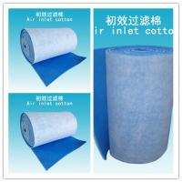 Industry Air Conditioner Pre Filter Media 5μm Low Initial Resistance