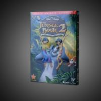 China wholesale disney The Jungle Book 2 dvd,movie supplier wholesaler on sale