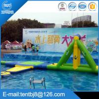 China Customized inflatable water toy / inflatable pool toys on sale
