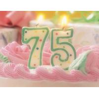 China Tearless Numeral Candles For Birthdays Party Decorative Eco Friendly Tasteless on sale