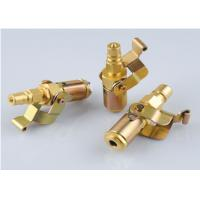 Quality Adjustable Type Series Refrigeration Couplings Brass Over Pressure Resistant for sale