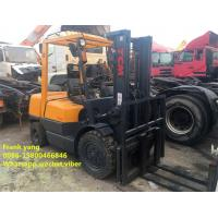 Quality second hand  TCM Forklift 3 Ton  , tcm used 3 ton diesel forklift for sale for sale
