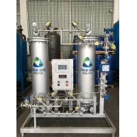 China PSA Stainless Industrial Nitrogen Generator For Petroleum / Natural Gas Industry on sale
