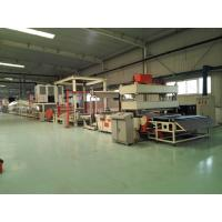 Quality Bitumen Carpet Backing Machine Hot - Air Circulation Oven And Auto Constant Temp for sale