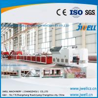 Quality Jwell professional manufacturer of the ABS/PP/PE/PVC sheet&board extrusion line for sale
