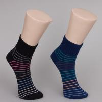 Quality Adults Elastane Sports Ankle Socks With Anti - Bacterial Cotton Materials for sale