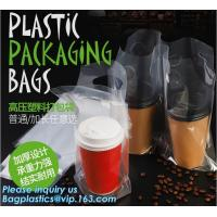 CUP CARRIER BAG, CARRY BAG, VEST BAG8oz/12oz/16oz Corrugated paper coffee cup/Insulated paper cups/Triple wall paper cup