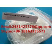 Buy cheap Test Propionate Raw Muscle Growth Steroid Testosterone Propionate Powder CAS 57 from wholesalers