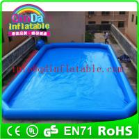China inflatable swimming pool,giant inflatable pools,large inflatable adults swimming pools on sale