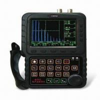 China Ultrasonic Flow Detector with 0.5 to 15MHz Bandwidth on sale