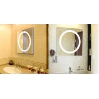 Quality LED mirror waterproof IP44 lighted mirror for sale