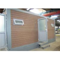 Quality Assembly Modern Good insulated  prefabricated site office Waterproof for sale