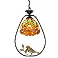 Quality Hummingbird tiffany lamp Hanging Pendant Lamp Fixtures (WH-TF-08) for sale