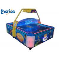 Quality 2 Players Ice Hockey Table Game , Ice Hockey Arcade Game With Lottery Option for sale