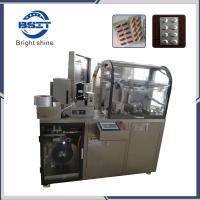Quality Middel Speed Aluminum-PVC Tablet Capsule Blister Packing Machine (DPP110) for sale