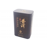 Quality Recycled 12g Tin Plate Tea Gift Box With Lid for sale