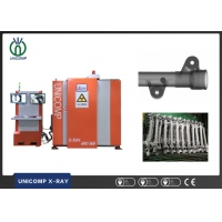 Buy cheap 6kw Industrial Radiography 139μm NDT X Ray Machine For Auto Aluminum Castings from wholesalers