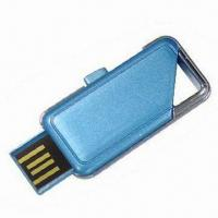Quality Bootable USB Flash Drive with Up to 8GB Memory Capacity, Supports Plug-and-play Function for sale