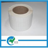 Quality Environmental Greaseproof Unprinted Aluminizing Paper Label for Electronic for sale