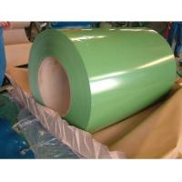 Quality DX51D Prepainted Galvanized Steel Coil For Steel Roofing Sheet In Different Color for sale