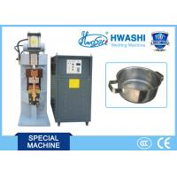 Quality 20KVA Capacitor Discharge Spot / Projection Welders for Cook Pot Handle for sale