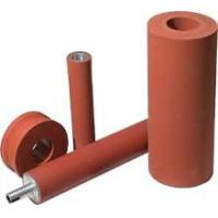 Quality Hot Stamping Silicone Rubber Roller for sale