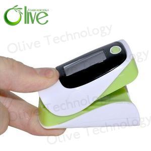 Quality Big OLED screen several colors fingertip pulse oximeter for sale