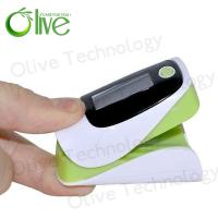Quality OLED screen,many colors fingertip pulse oximeter for sale