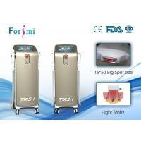 Quality freckles pigment age spots removal beauty machine IPLSHRElight3In1  FMS-1 ipl shr hair removal machine for sale