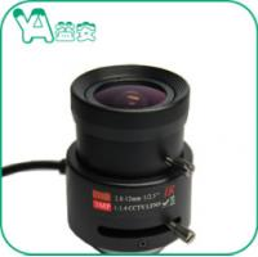 Quality 3MP CS Mount CameraLens , Outdoor Home Surveillance Camera LensFocal Length 2.8-12Mm for sale