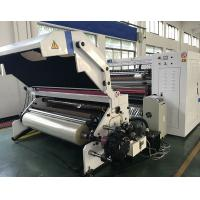Buy cheap FULL-AUTOMATIC FOUR-SHAFT EXCHANGE ADHESIVE TAPE CUTTING MACHINE from wholesalers