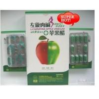 Quality Natural Slimming Pills , L-Carnitine Apple Vinegar Weight Loss Capsule for sale