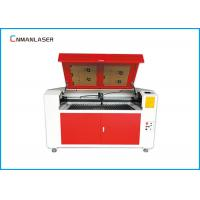 China Photo Acrylic Wood 80w 100w Cnc Laser Engraving Cutting Machine With Water Chiller on sale