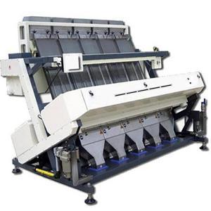Advanced rice sorting machine rice sorter food processing machine