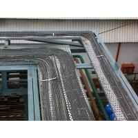 Buy Single Chain Drive Cable Tray Roller Making Machine / Roll Forming Machinery at wholesale prices