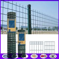 Quality China ready stock euro fence mesh Pvc coating made in china for sale