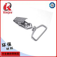Quality Nickel plated metal lanyard swivel hooks for lanyards wholesale for sale
