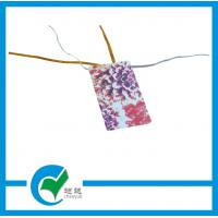 Quality Clothing Printed Hang Tag Printing with Pantone Color CMYK  for Leisure Garments for sale