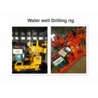 Portable Water Well Drilling Rigs GK200 Electric Power Type For Geological Exploration