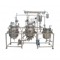 Quality CE Hemp Oil Extraction Machine , Essential Oil Ginseng Extraction Machine for sale